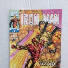 Cómics: IRON MAN VOL. 4 Nº 4. EL ATAQUE DE TIZÓN. Lote 234646370