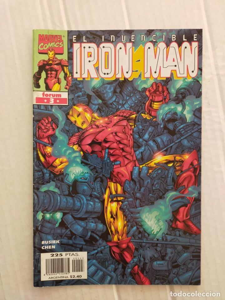 IRON MAN VOL. 4 Nº 3. BUSIEK, CHEN (Tebeos y Comics - Forum - Iron Man)