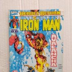 Cómics: IRON MAN VOL. 4 Nº 2. BUSIEK, CHEN. Lote 234646630