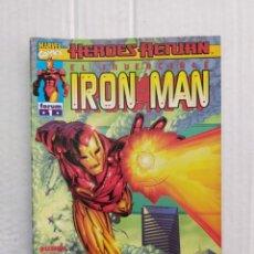 Cómics: IRON MAN VOL. 4 Nº 1. BUSIEK, CHEN, CANNON. Lote 234646795