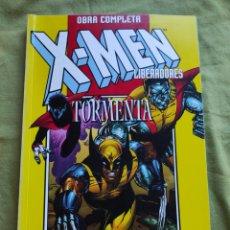 Cómics: X-MEN LIBERADORES. TORMENTA. OBRA COMPLETA. Lote 234679745