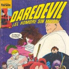 Cómics: DAREDEVIL, HOMBRE SIN MIEDO Nº9. PLANETA, 1990. ROMITA, WILLIAMSON, NOCENTI. Lote 234744350