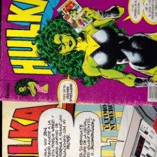 Cómics: HULKA - VOL. 1 - COMPLETA 1 AL 27 - FORUM -. Lote 234804965