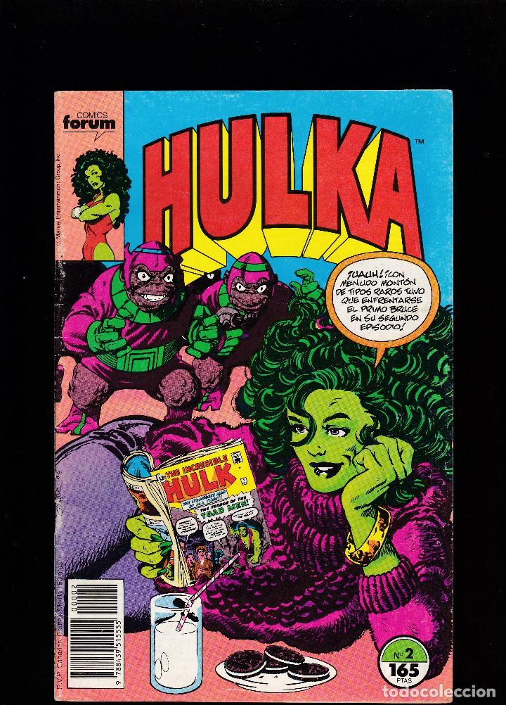 Cómics: HULKA - VOL. 1 - COMPLETA 1 AL 27 - FORUM - - Foto 8 - 234804965