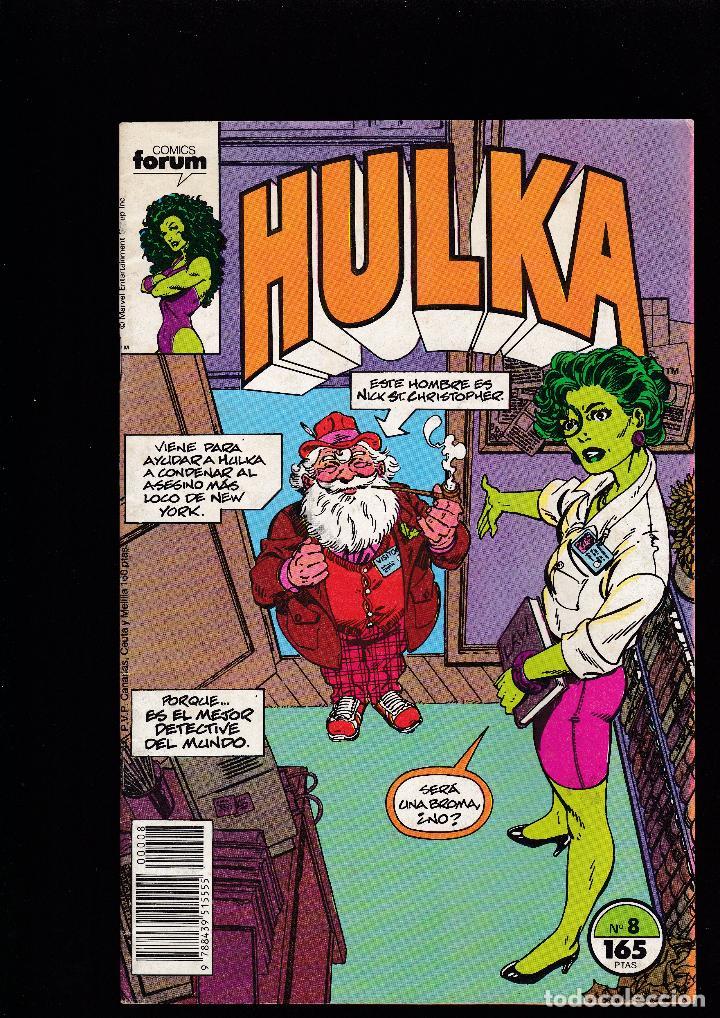 Cómics: HULKA - VOL. 1 - COMPLETA 1 AL 27 - FORUM - - Foto 20 - 234804965