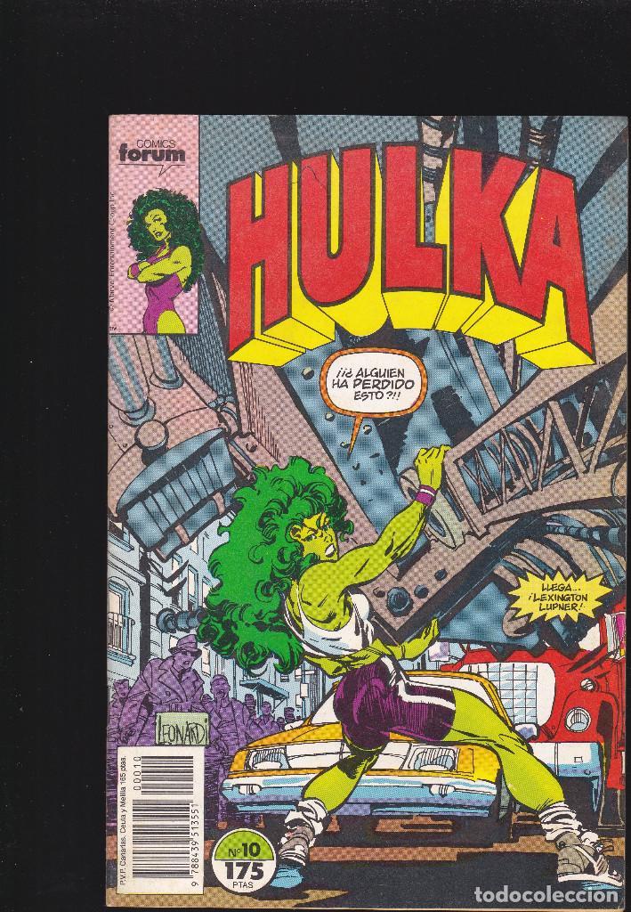 Cómics: HULKA - VOL. 1 - COMPLETA 1 AL 27 - FORUM - - Foto 24 - 234804965