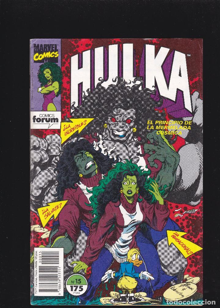 Cómics: HULKA - VOL. 1 - COMPLETA 1 AL 27 - FORUM - - Foto 33 - 234804965