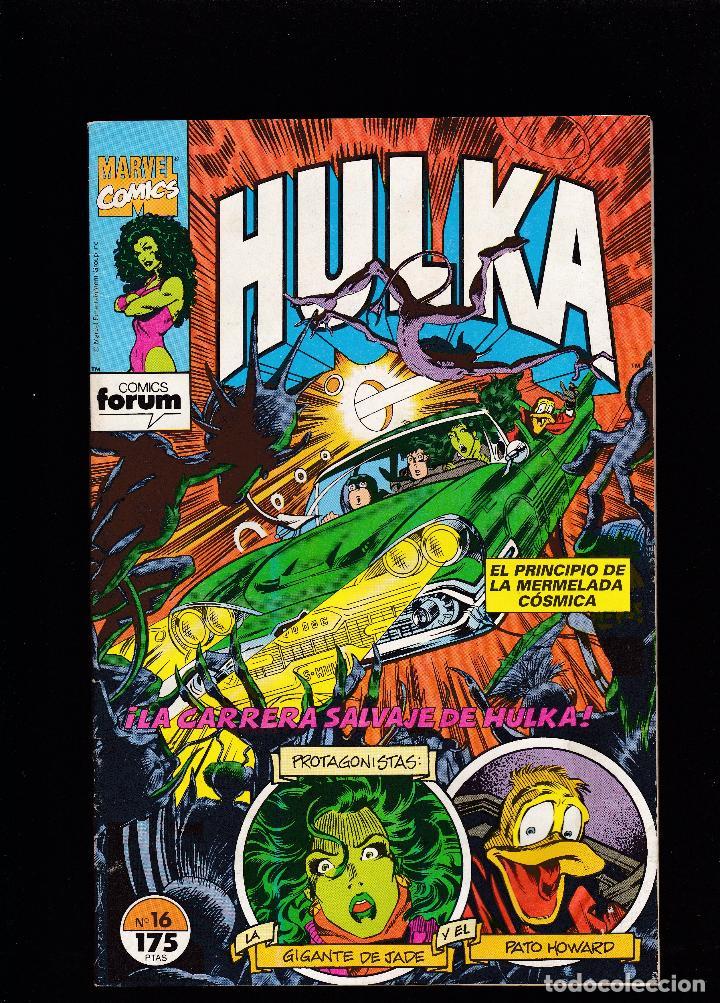 Cómics: HULKA - VOL. 1 - COMPLETA 1 AL 27 - FORUM - - Foto 35 - 234804965