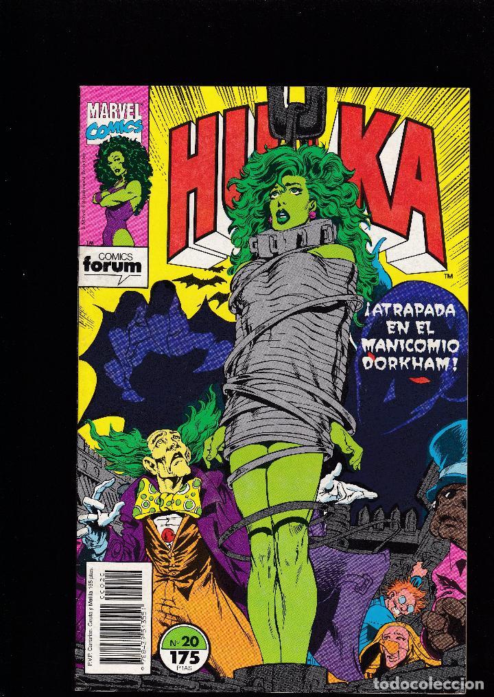 Cómics: HULKA - VOL. 1 - COMPLETA 1 AL 27 - FORUM - - Foto 43 - 234804965