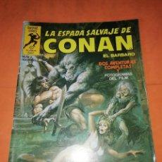 Cómics: LA ESPADA SALVAJE DE CONAN. 1ª EDICION. Nº 2 .SERIE ORO. Lote 234825625