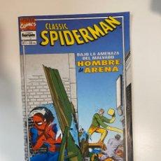 Cómics: CLASSIC SPIDERMAN. ¡BAJO LA AMENAZA DEL MALVADO HOMBRE DE ARENA! - Nº 11. COMICS FORUM.. Lote 234848870