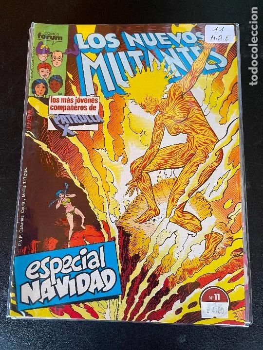 FORUM LOS NUEVOS MUTANTES NUMERO 11 BUEN ESTADO (Tebeos y Comics - Forum - Nuevos Mutantes)