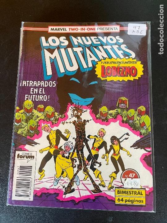 FORUM LOS NUEVOS MUTANTES NUMERO 47 BUEN ESTADO (Tebeos y Comics - Forum - Nuevos Mutantes)