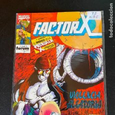Cómics: FORUM FACTOR X NUMERO 72 BUEN ESTADO. Lote 234885880