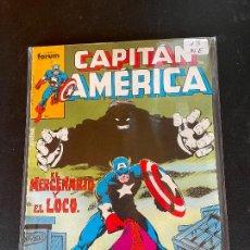 Cómics: FORUM CAPITAN AMERICA NUMERO 13 NORMAL ESTADO. Lote 234886730