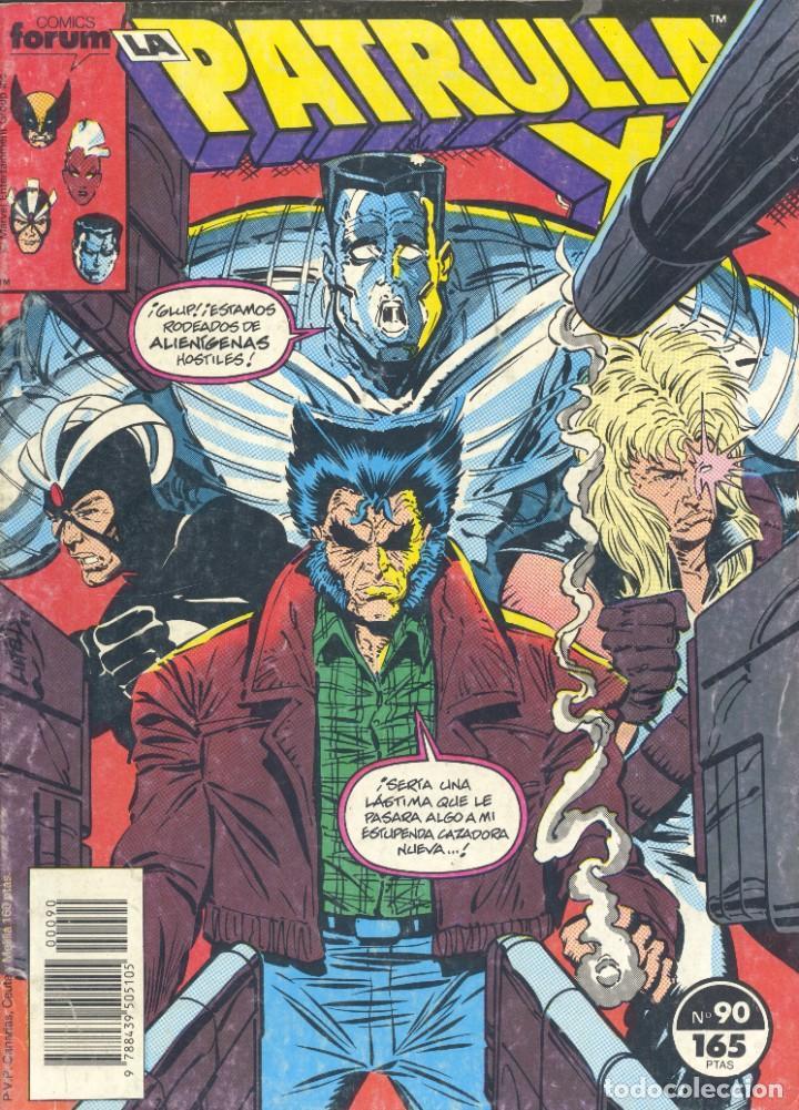 PATRULLA X 90. FORUM, 1990 (Tebeos y Comics - Forum - Patrulla X)