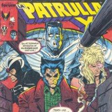 Cómics: PATRULLA X 90. FORUM, 1990. Lote 234933285