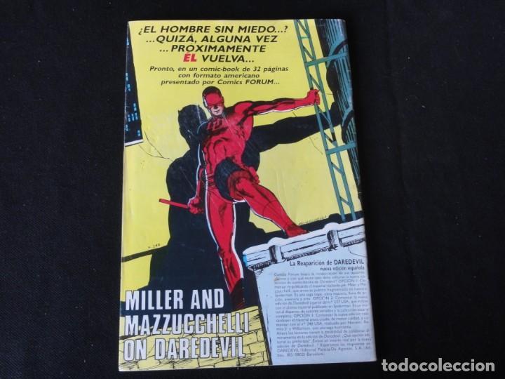Cómics: ESTELA PLATEADA- Nº 3. 1989. VOLUMEN 1. EDITORIAL FORUM. C-73 - Foto 2 - 234947845