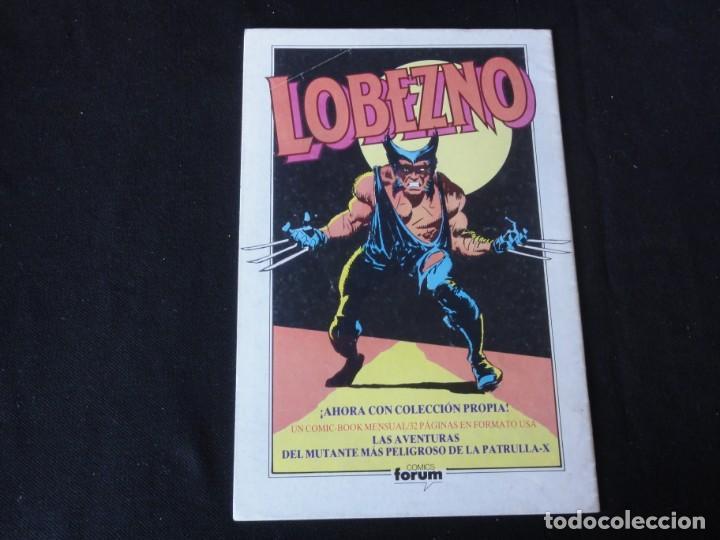Cómics: ESTELA PLATEADA- Nº 8. 1989. VOLUMEN 1. EDITORIAL FORUM. C-73 - Foto 2 - 234948485