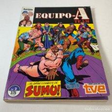 Cómics: COMICS FORUM EQUIPO A - TEAM # 2 - EL GRAN COMBATE DE SUMO. Lote 234952035