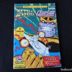 Cómics: ESTELA PLATEADA-QUASAR. Nº 25. 1989. VOLUMEN 1. EDITORIAL FORUM. C-73. Lote 234952955