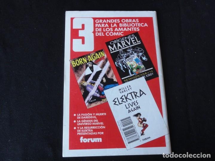 Cómics: ESTELA PLATEADA-QUASAR. Nº 25. 1989. VOLUMEN 1. EDITORIAL FORUM. C-73 - Foto 2 - 234952955
