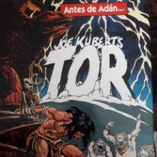 Cómics: TOR, ANTES DE ADAN.... Lote 235045770