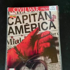 Cómics: PANINI CAPITAN AMERICA NUMERO 28 BUEN ESTADO. Lote 235086230