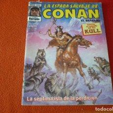 Cómics: LA ESPADA SALVAJE DE CONAN Nº 74 FORUM MARVEL SERIE ORO PRIMERA 1ª EDICION. Lote 235095265