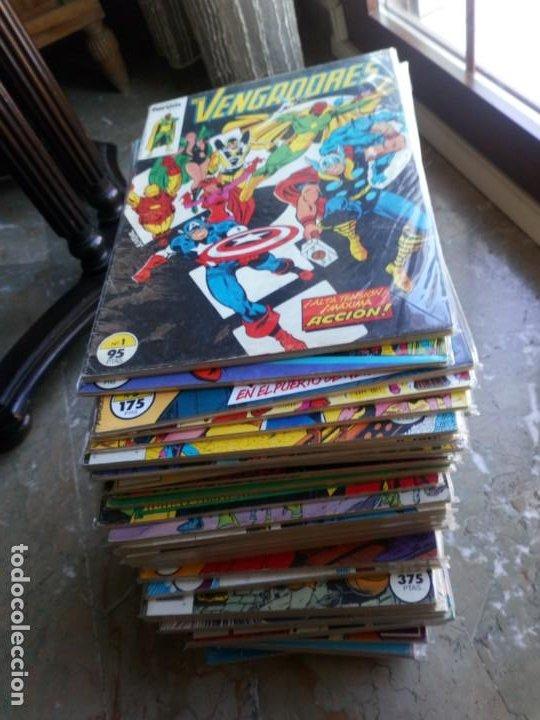 LOS VENGADORES VOL. 1 132 NÚMEROS MÁS 8 ESPECIALES FORUM MUY BUEN ESTADO (Tebeos y Comics - Forum - Vengadores)