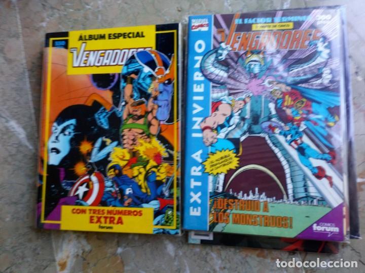 Cómics: Los Vengadores Vol. 1 132 Números Más 8 especiales FORUM Muy Buen Estado - Foto 5 - 235111420