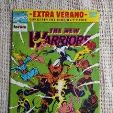 Cómics: EXTRA VERANO - LOS REYES DEL DOLOR 2ª PARTE ( THE NEW WARRIORS ). Lote 235133040