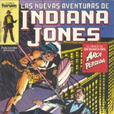 Cómics: INDIANA JONES Nº0. COMICS FORUM, 1983. Lote 235137855