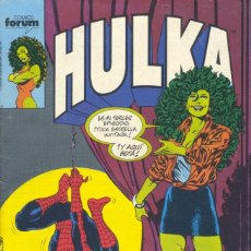 Cómics: HULKA Nº3. COMICS FORUM, 1989. BYRNE. Lote 235145180