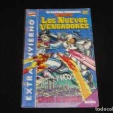 Cómics: EL FACTOR TERMINUS. Nº 4 DE 5. LOS NUEVOS VENGADORES. EXTRA INVIERNO 1991. EDITORIAL FORUM. C-73. Lote 235160135