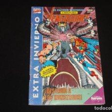 Cómics: EL FACTOR TERMINUS. Nº 5 DE 5. VENGADORES. EXTRA INVIERNO 1991. EDITORIAL FORUM. C-73. Lote 235160660