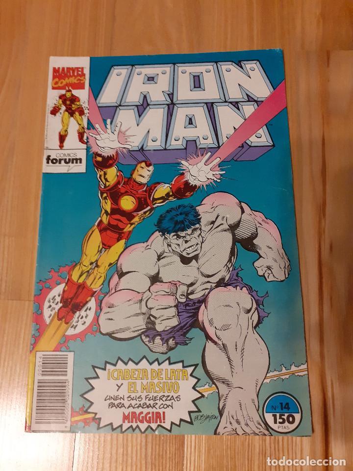 COMIC FORUM PLANETA IRON MAN VOLUMEN 2 VOL 2 Nº 14 (Tebeos y Comics - Forum - Iron Man)