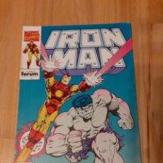 Cómics: COMIC FORUM PLANETA IRON MAN VOLUMEN 2 VOL 2 Nº 14. Lote 235185715