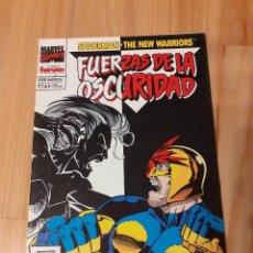 Cómics: FORUM FUERZAS DE LA OSCURIDAD SPIDERMAN THE NEW WARRIORS 4. Lote 235185830