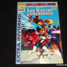 Cómics: ASALTO A LA CIUDAD DE LA ARMADURA. Nº 2 DE 3. N. VENGADORES. EXTRA INVIERNO 1993. EDIT. FORUM. C-73. Lote 235188180