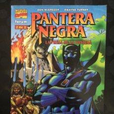 Cómics: PANTERA NEGRA : LA PRESA DE PANTERA N.2 ( 1998 ). Lote 235250895