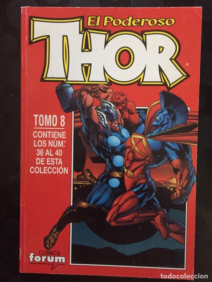 THOR EL PODEROSO VOL.4 TOMO 8 CONTIENE LOS N.36 A 40 ( 1999/2002 ) (Tebeos y Comics - Forum - Thor)
