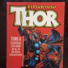 Cómics: THOR EL PODEROSO VOL.4 TOMO 8 CONTIENE LOS N.36 A 40 ( 1999/2002 ). Lote 235252365