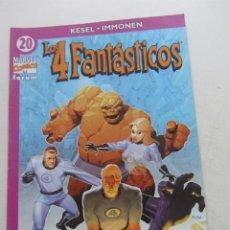 Cómics: LOS 4 FANTÁSTICOS VOL.IV Nº 20 FORUM MUCHOS EN VENTA PIDE FALTAS ARX2. Lote 235257140