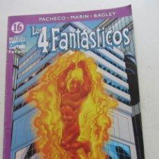 Cómics: LOS 4 FANTÁSTICOS VOL.IV Nº 16 FORUM MUCHOS EN VENTA PIDE FALTAS ARX2. Lote 235257610