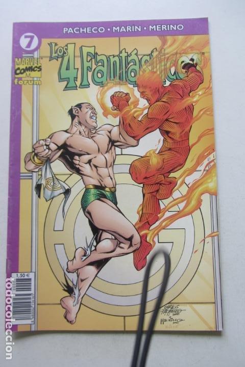 LOS 4 FANTÁSTICOS VOL.IV Nº 7 FORUM MUCHOS EN VENTA PIDE FALTAS ARX2 (Tebeos y Comics - Forum - 4 Fantásticos)