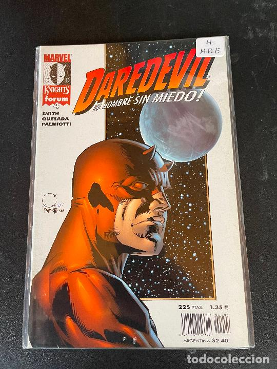 FORUM MARVEL KHIGTHS DAREDEVIL NUMERO 4 BUEN ESTADO (Tebeos y Comics - Forum - Daredevil)