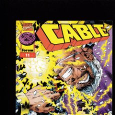 Cómics: CABLE - VOL. 2 Nº 11 - CABLE VS X MAN - FORUM -. Lote 235275960