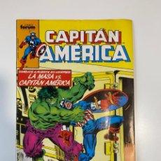 Cómics: CAPITÁN AMÉRICA. Nº 17. COMICS FORUM.. Lote 235278015