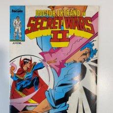 Cómics: DOCTOR EXTRAÑO Y SECRET WARS II. Nº 31. COMICS FORUM.. Lote 235278785